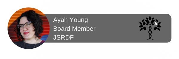 Ayah Young, Board Member, JSRDF